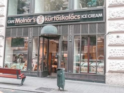 Το παλαιότερο μαγαζί με Kurtoscalacs