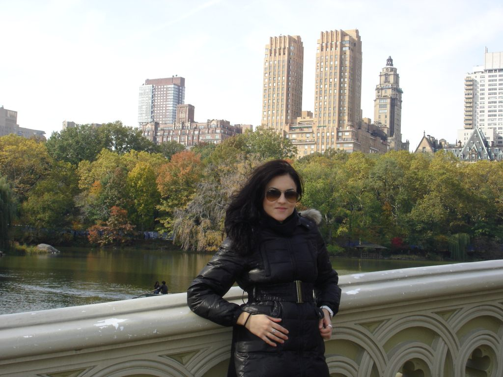 Central park nea yorkh