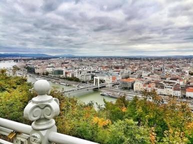 Πανοραμική Θέα Βουδαπέστης