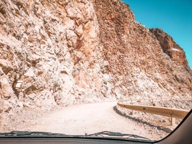 Διαδρομή με αμάξι - Βουνό