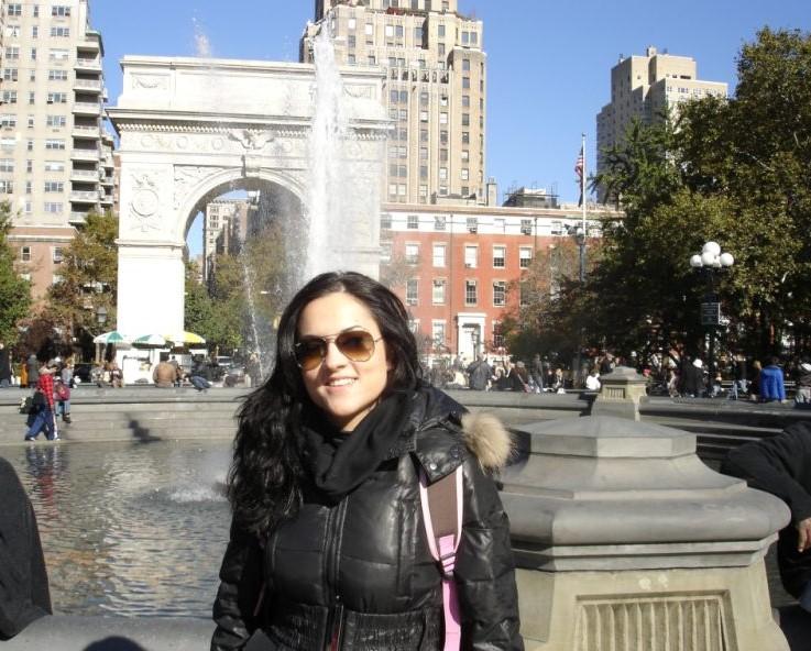 Washington square nea yorkh