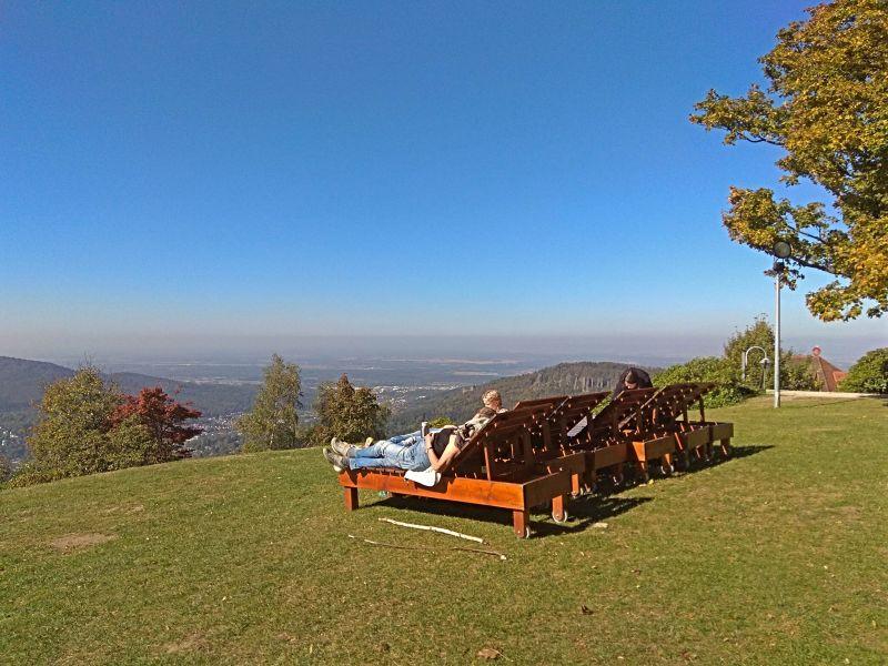 Merkur Mountain Baden Baden
